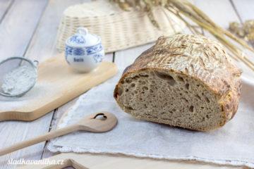Základní kmínový chléb