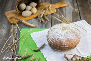 Bramborový chléb s fenyklem