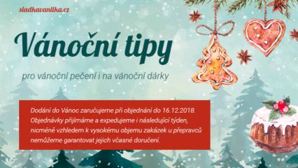 Tipy na Vánoce