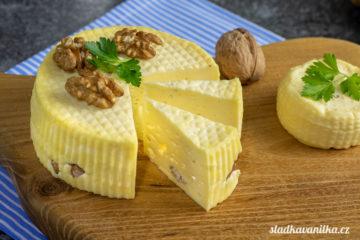 Farmářský čerstvý sýr