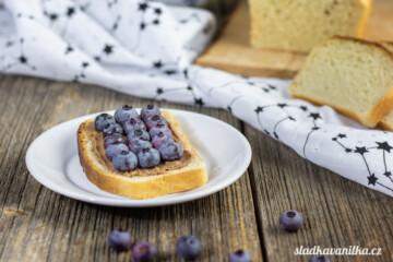 Mléčný toustový chléb